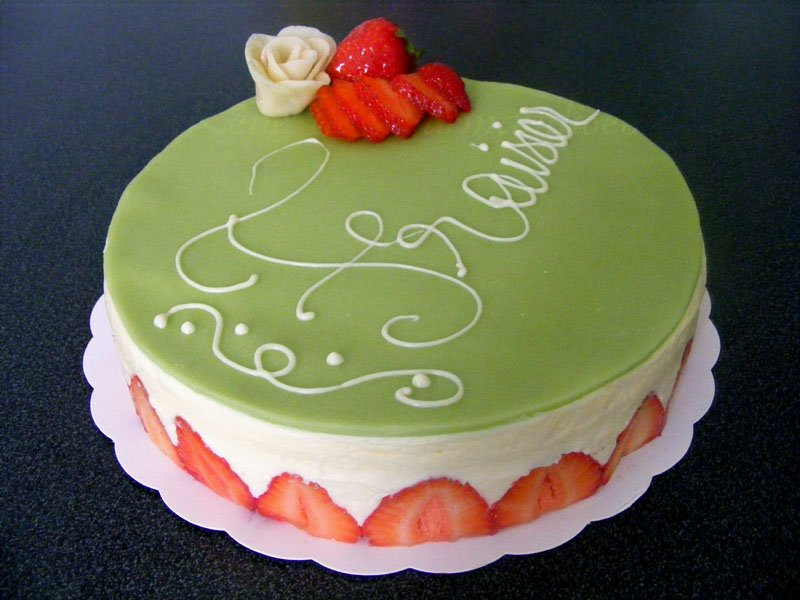 Recette Creme Pour Layer Cake