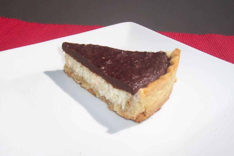 Tarte coco-chocolat dans Tarte coco chocolat 1002113