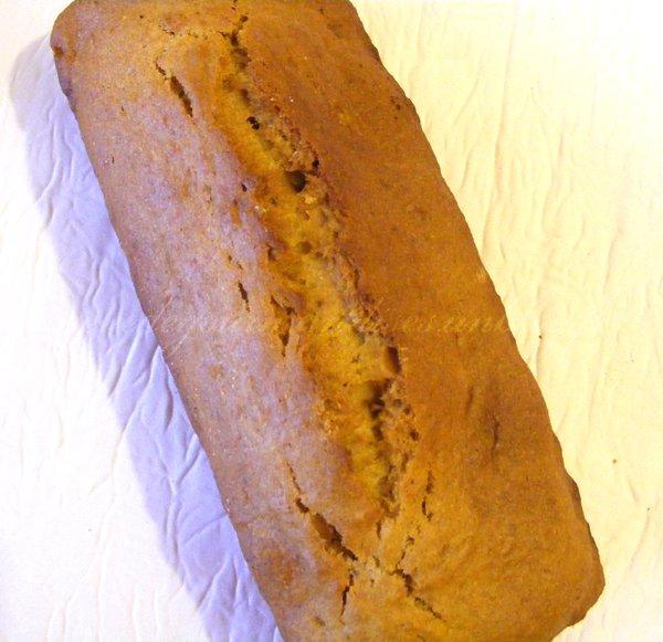 Cake Au Seigle Noix Amande Raisin