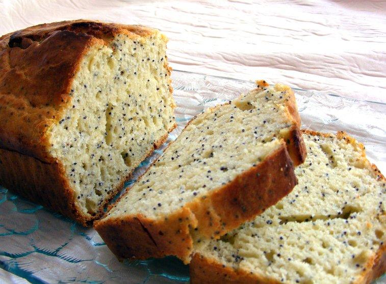Cake Citron Pavot Sans Mati Ef Bf Bdre Grasse